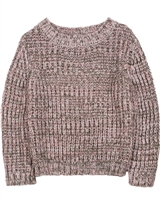 Losan Girls Chunky Knit Sweater