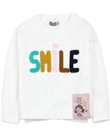 Losan Girls Sweatshirt with 3D Applique