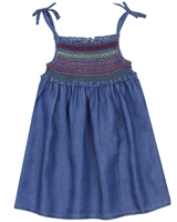 Losan Girls Chambray Sundress