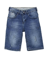 Losan Junior Boys Denim Shorts in Distressed Look