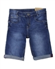 Losan Junior Boys Denim Bermuda in Medium Blue
