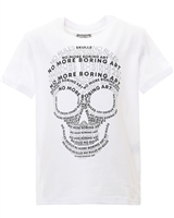 Losan Junior Boys T-shirt with Wording Print