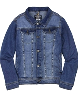 Losan Junior Boys Basic Denim Jacket