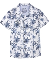 Losan Junior Boys Hawaiian Shirt
