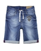 Losan Junior Boys Jogg Jean Shorts in Distressed Look