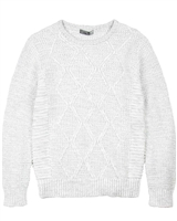 Losan Junior Boys Chunky Knit Pullover