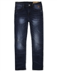 Losan Junior Boys Dark Blue Denim Pants in Distressed Look