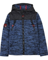 Losan Junior Boys Micropolar Jacket with Hood