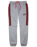 Losan Junior Boys Knit Jogging Pants with Side Stripes