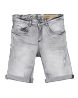 Losan Junior Boys Stretch Denim Bermuda Shorts