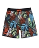 Losan Junior Boys Swim Shorts in Tropical Print