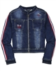 Losan Junior Girls Jean Jacket with Side Stripes