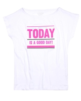 Losan Junior Girls Statement T-shirt