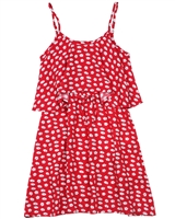 Losan Junior Girls Sundress in Daisy Print