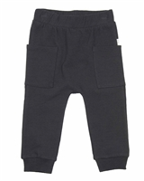 Miles Baby Boys Sweatpants with Side Pockets