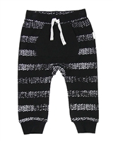 Miles Baby Boys Striped Sweatpants