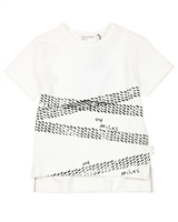 Miles Baby Boys T-shirt with Stripes