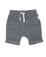Miles Baby Boys Cuffed Terry Shorts