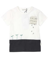 Miles Baby Boys Two Colour-way T-shirt