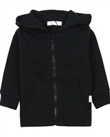 Miles Baby Boys Hooded Terry Cardigan