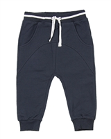 Miles Baby Boys Jogging Pants with Front Pockets