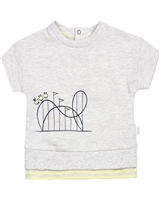 Miles Baby Boys Layered Look T-shirt
