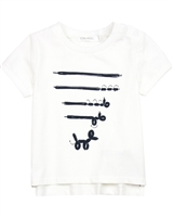 Miles Baby Boys T-shirt with Fun Print