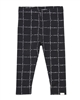 Miles Baby Girls Plaid Pants