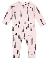 Miles Baby Girls One-piece Playsuit