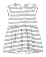 Miles Baby Girls Striped Dress