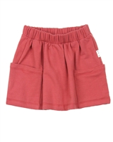 Miles Baby Girls Terry Skirt