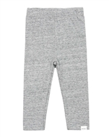 Miles Baby Girls Basic Leggings in Grey