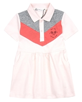Miles Baby Girls Jersey Polo Dress