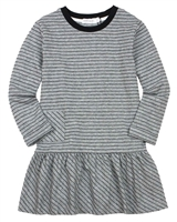 Miles Baby Girls Striped Jersey Dress