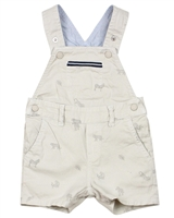 Mayoral Baby Boy's Twill Short Overalls