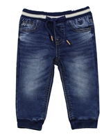 Mayoral Baby Boy's Jogg Jeans with Elastic Waist