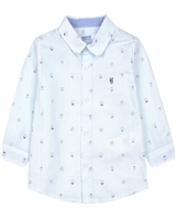 Mayoral Baby Boy's Shirt in Dogs Print