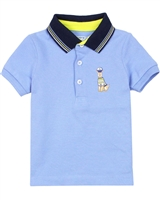 Mayoral Baby Boy's Polo with Dog Print