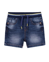 Mayoral Baby Boy's  Jogg Jeans Shorts in Blue