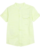 Mayoral Baby Boy's Long Sleeve Linen Shirt