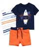 Mayoral Baby Boy's 3-piece T-shirts and Shorts Set