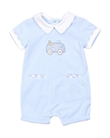 Mayoral Infant Boy's Romper with Collar