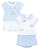 Mayoral Infant Boy's 4-Piece Shorts Set