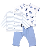 Mayoral Infant Boy's Tracksuit and T-shirt Set