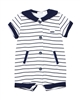 Mayoral Infant Boy's Striped Romper