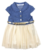 Mayoral Baby Girl's Combination Dress