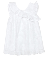 Mayoral Baby Girl's Embroidered Dress