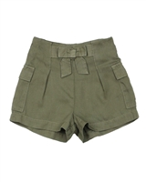 Mayoral Baby Girl's Shorts with Cargo Pockets