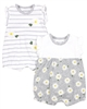 Mayoral Infant Girl's Set of Two Daisy Print Rompers