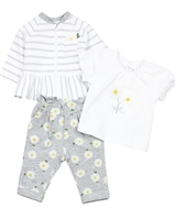 Mayoral Infant Girl's Track Suit in Daisy Print